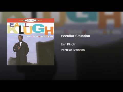 Earl Klugh - Peculiar Situation CD : Peculiar Situation 1999