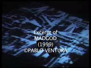 MADGOD (1999) a video-dance by Pablo Ventura
