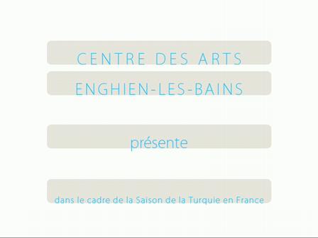 """(Teaser) boDig09 """"Corps de Synthèse"""" at Centre des Arts / Enghien-les-Bains"""