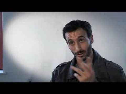 Candoco Dance Company: studio footage & Hofesh Shechter interview