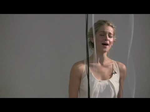 Visions of the Amen: A Sculpture by Mitchell F. Chan, Performance By Ashleigh Semkiw