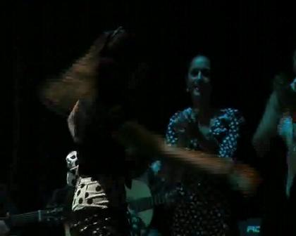 fiesta flamenca por bulerias