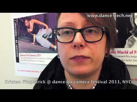 Dance on Camera Festival 2011: Interview with Kristen Fitzpatrick