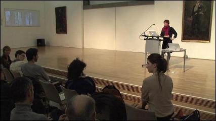 Ana Vujanovic - Politics of Dance: Subject, Media and Procedures of Work