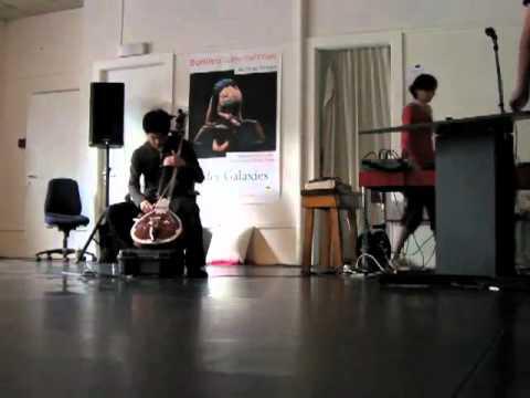 silent invisible conversation @ GVA Sessions 2011