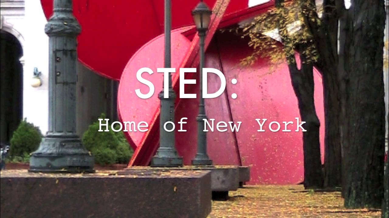 STED: Home of New York