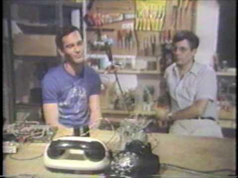 Tech Art  1986 Banff Centre documetary