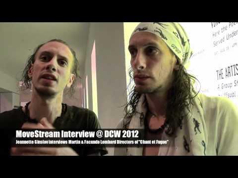 MoveStream @ DCW Lombard Twins: Chant et Fugue