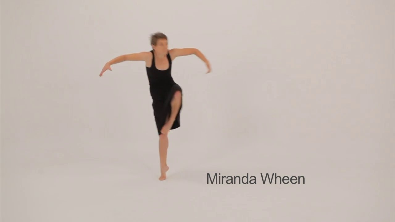 """Miranda Wheen in '…the dancer from the dance"""" (c) 2013 ThePhysicalTVCompany"""