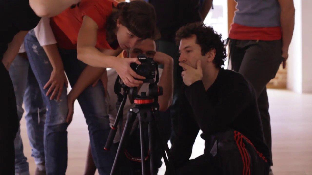 Making Off Videodance Workshop 2013