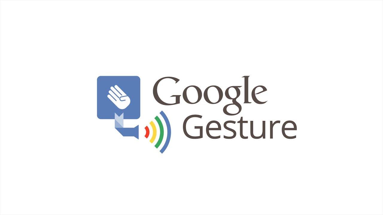 Google Gesture (concept video)