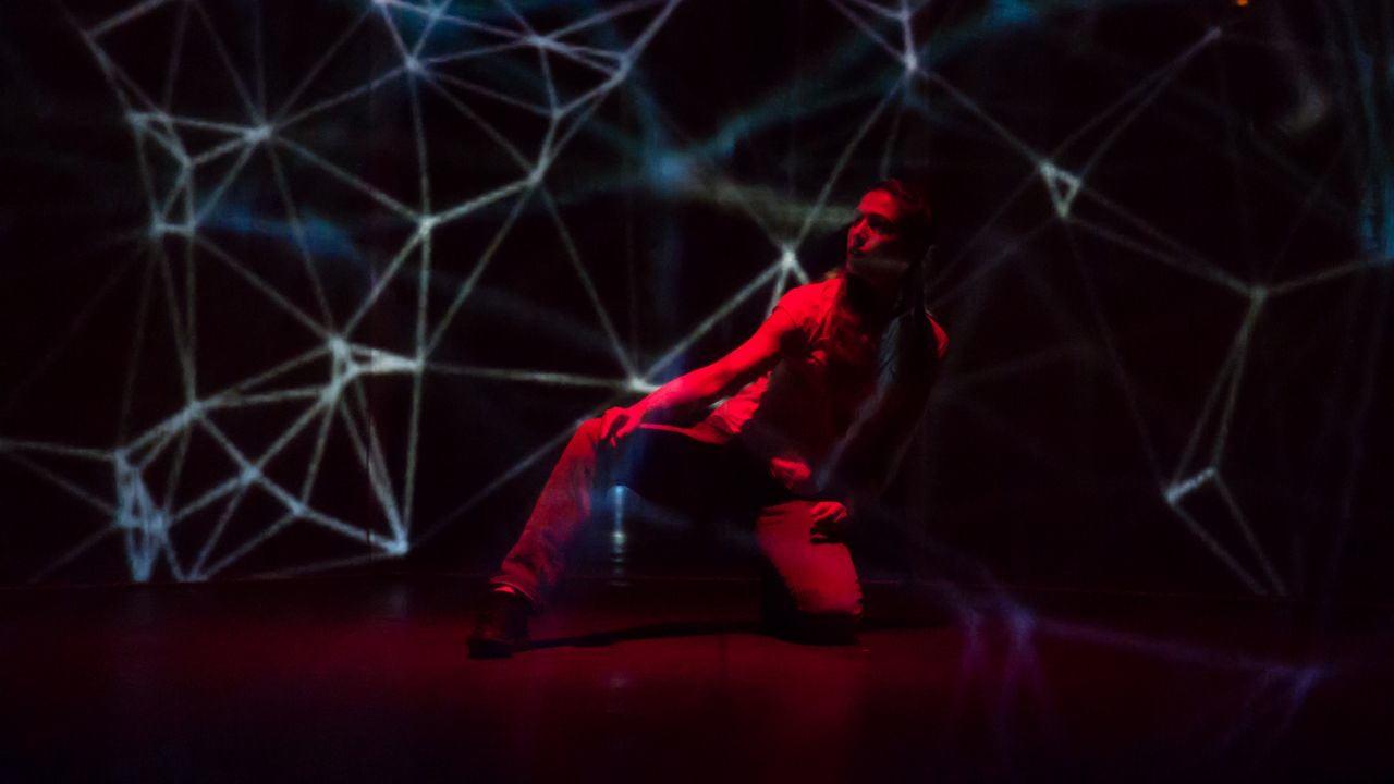 Errance (Variations sur le labyrinthe) - création 2015