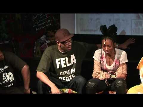 Afro Beat: A Culture - Rich Medina