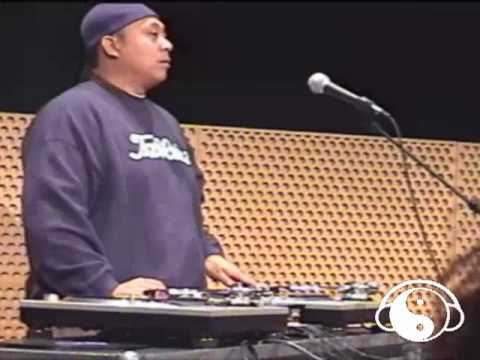 Beat Junkies: History of Turntablism Demonstration