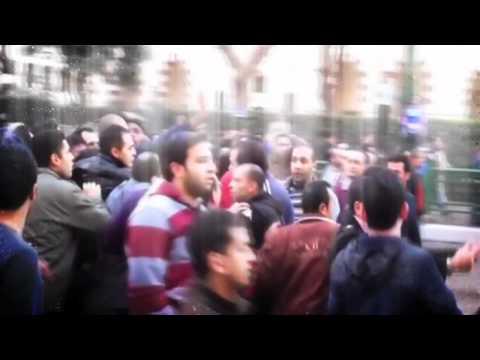 #Jan25 Egypt - Omar Offendum, The Narcicyst, Freeway, Ayah, Amir Sulaiman (Prod. by Sami Matar)