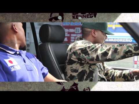 """DOM KENNEDY - """"GRIND'N"""" WEST$IDE"""