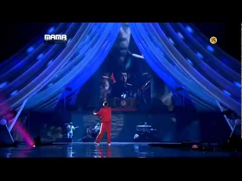 Dr Dre Ft.  Snoop Dogg - The Next Episode - Mnet Asian Music Awards 2011 LIVE