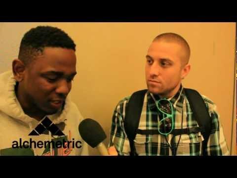 Kendrick Lamar Springfest 2011