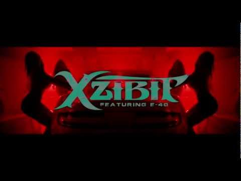 """Xzibit Feat E-40 - """"Up Out The Way"""""""