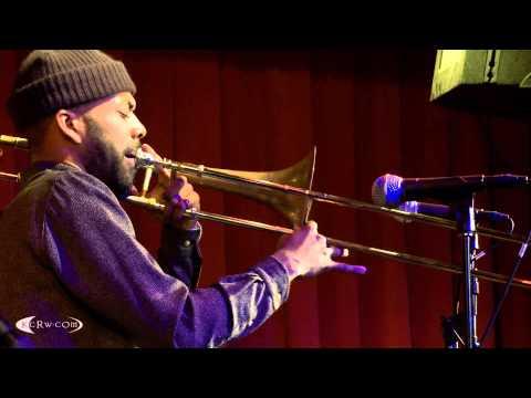 "Jose James performing ""Do You Feel"" Live on KCRW"