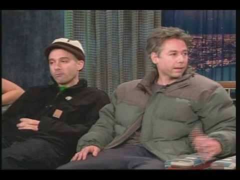 THROWBACK VIDEO: Beastie Boys Live on Conan