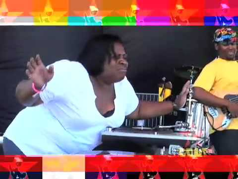 Pam The Funkstress (The Coup) - LIVE AT ROCK THE BELLS (SF)