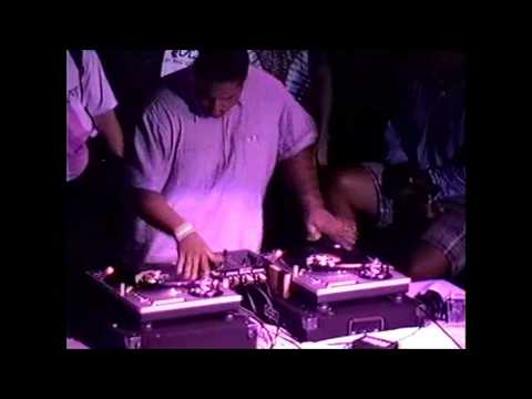 Rare Footage of 1993 West Coast Def Jam DJ Battle [Full Show - Raw and Unedited]