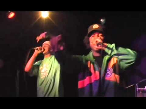 Emanon featuring Aloe Blacc, DJ Exile and Blu at Elbo Room San Francisco (2006)