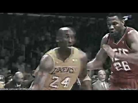 Kobe Bryant vs Michael Jordan - Identical Plays: The Last Dance