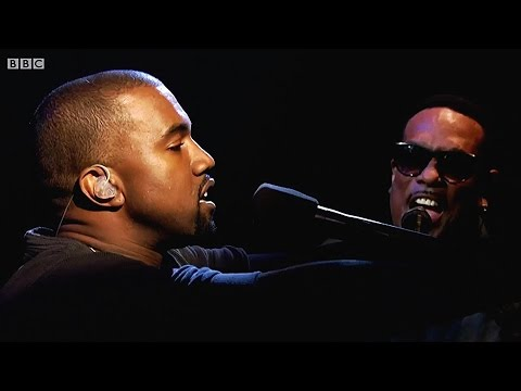 Kanye West ft. Charlie Wilson - New Slaves Acoustic Performance With Frank Ocean Outro