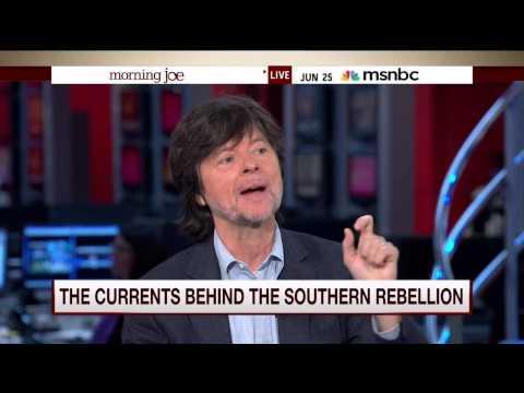 Filmmaker Ken Burns: Flag issue is not about heritage