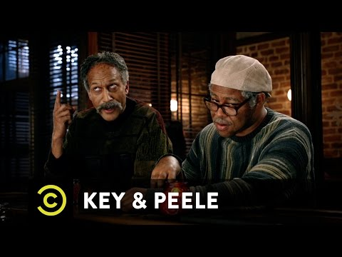 Old Timers Talk Drake - Key & Peele