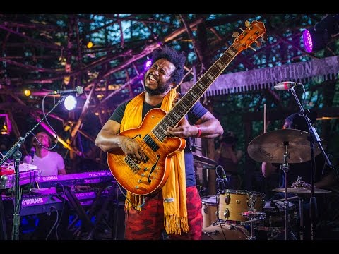 "Thundercat Funks His Way Through ""Them Changes"" Live At Pickathon"