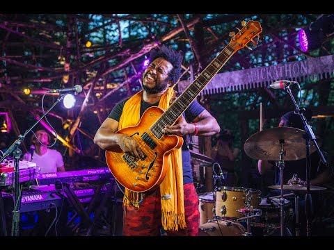 "Thundercat Funks His Way Through ""Them Changes"" Live At Pickathon"