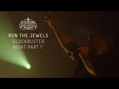 Video: Run The Jewels Live at Pitchfork Music Festival Paris