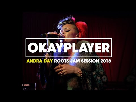 "Watch Andra Day Make Kendrick Lamar's ""No Makeup"" Her Own At The Roots Jam Sessions 2016"