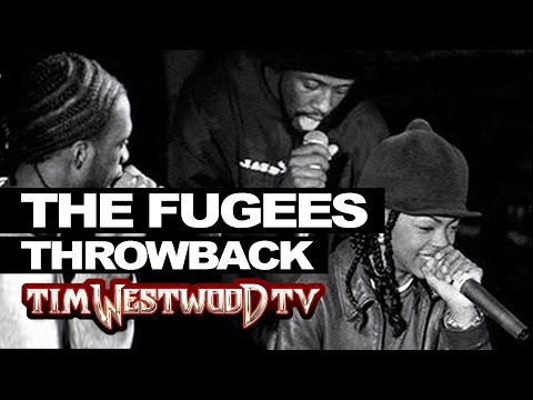 Hear A Rare Freestyle by The Fugees From 1995