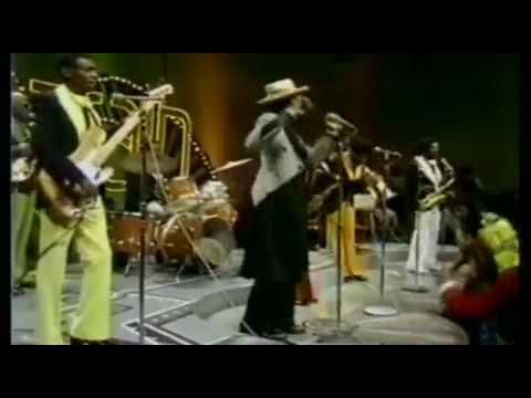 Kool & The Gant - Jungle Boogie (Live on Soul Train)