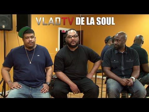 De La Soul: Signing to a Major Label Is Slavery