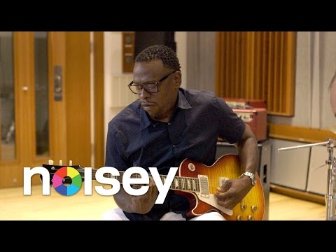 Scarface of Geto Boys Gets Busy on the Guitar