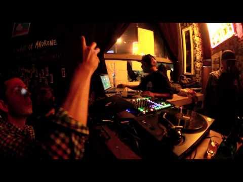 DJ APOLLO Live @ Motown On Mondays (MOM) San Francisco