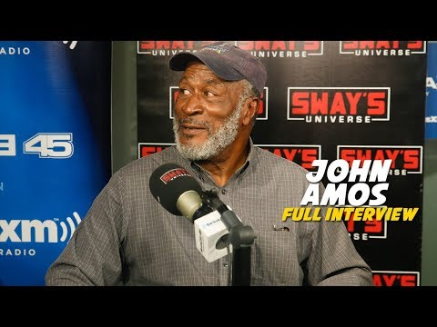 John Amos Reveals He Was Fired From Good Times For Trying To Make It More Authentic (Video)