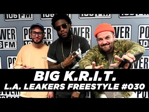 Big Krit Freestyle With The L.A. Leakers