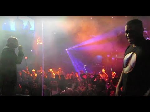 Rare footage of Jay Electronica x Dave Chappelle Freestylin to Classic Hip Hop Joints