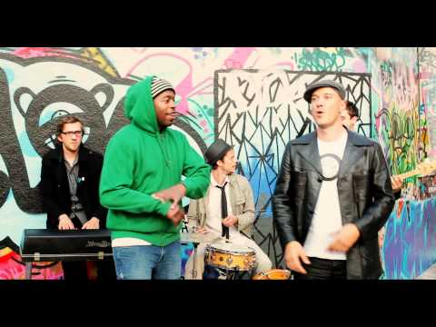 """Chlorine Free feat. Raashan Ahmad & Jalley - """"D'fish"""" (Official Video Clip)"""