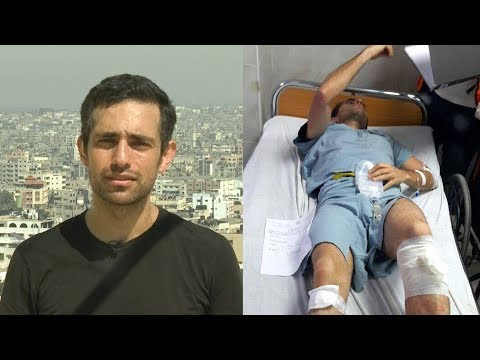 Meet Tarek Loubani, the Canadian Doctor Shot by Israeli Forces Monday While Treating Gaza's Wounded
