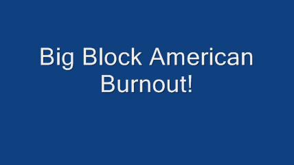 International Burnout Competition