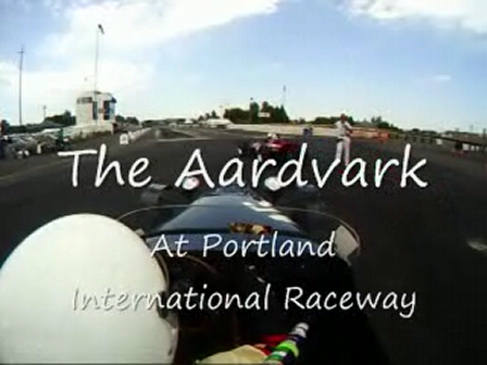 Aardvark at Portland
