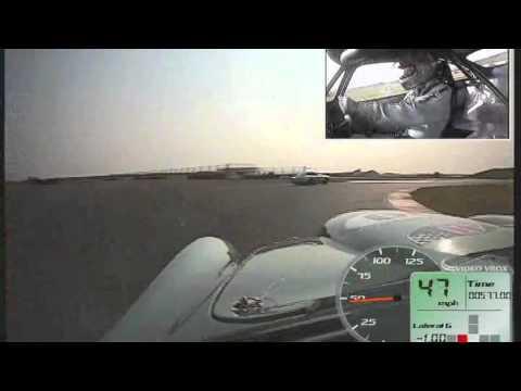 Aston Martin DB4 Lightweight - AMOC Intermarque Silverstone Apr 2011 No 3