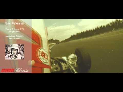 Hockenheim Historic - cockpit Formel2 Cooper T75